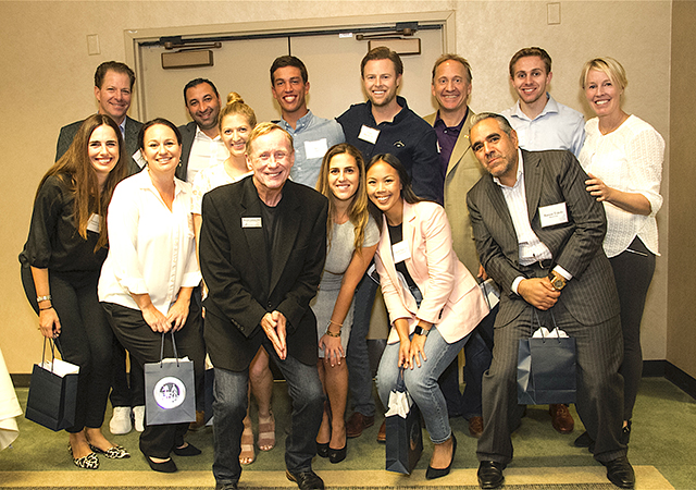 USD Legacy Entrepreneurship Conference Panel and Organizers