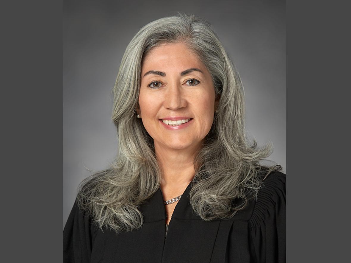 Judge Patricia Garcia