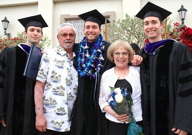 Law Graduation 2016