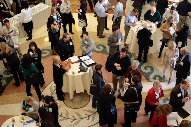 Nonprofit Governance Symposium Crowd