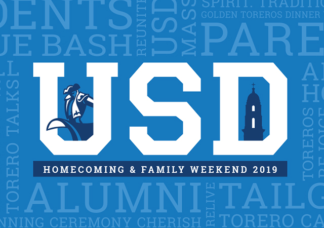 USD Homecoming and Family Weekend 2019