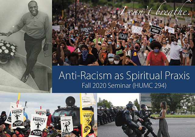 Humanities Center Fall 2020 programming