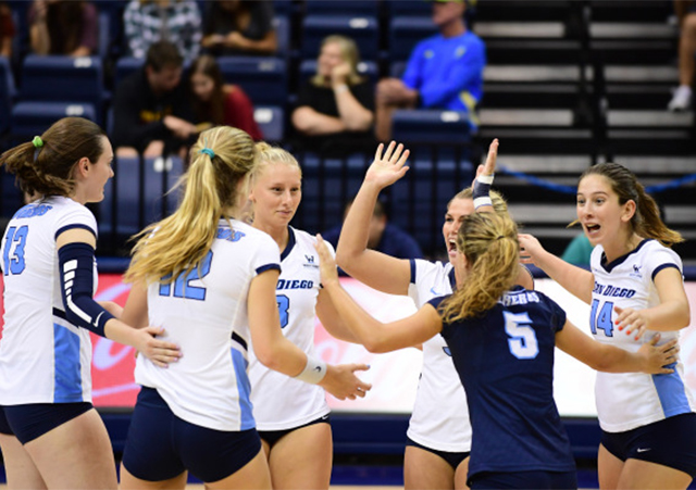 Women's Volleyball NCAA Playoffs