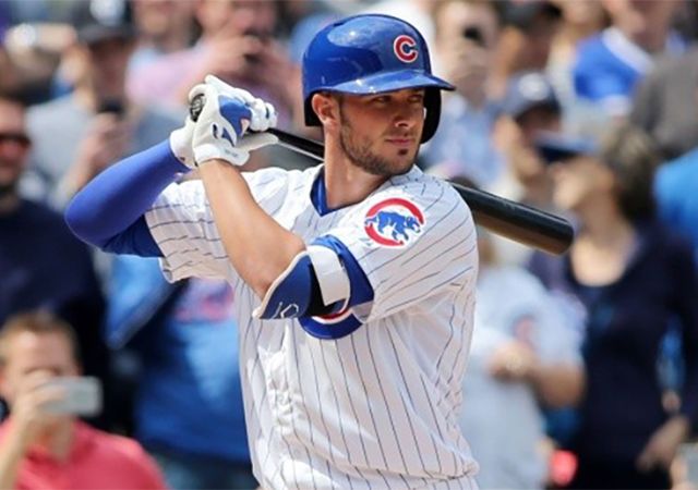 Kris Bryant in MLB All-Star Game