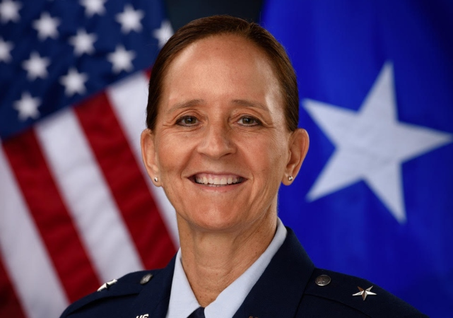 Brigadier General Kerry L. Muehlenbeck