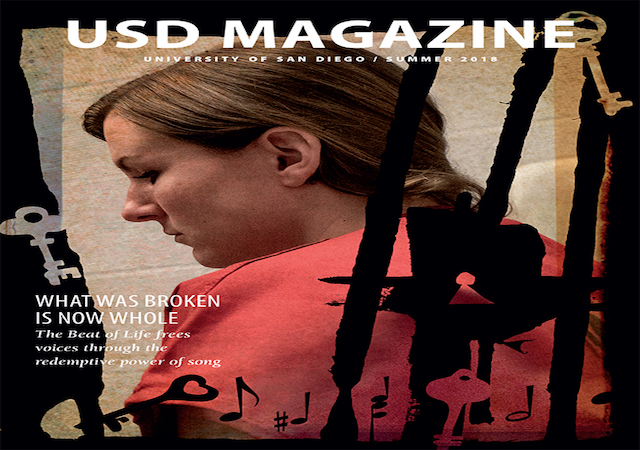 USD Magazine Summer 2018 Cover