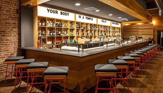 Wolfskill Bar