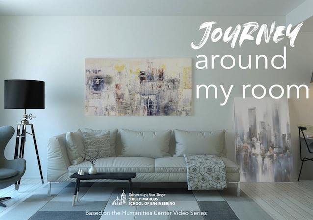Journey around my room