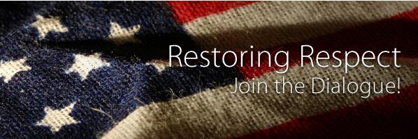 Restoring Respect