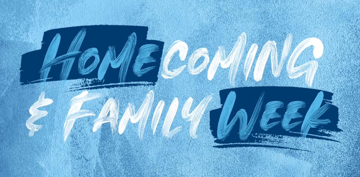 Homecoming and Family Week 2020