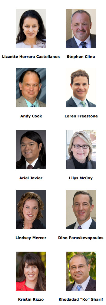 Candidates for San Diego County Bar Association Board of Directors