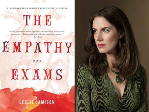 Leslie Jamison and her book The Empathy Exams