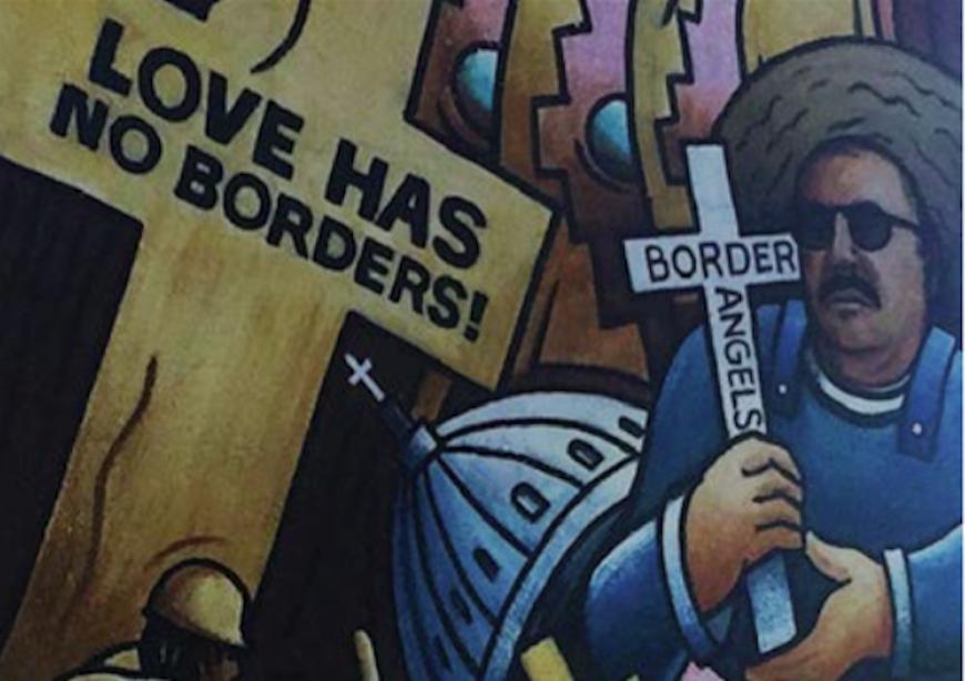 ESJP 13 Border Wall