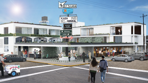 Estación Federal, Tijuana