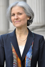 2012 Green Party Presidential Candidate Jill Stein