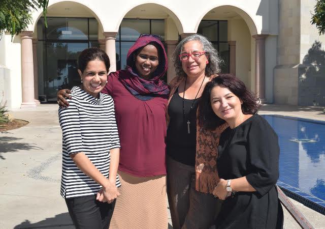 2018 Women PeaceMakers fellows