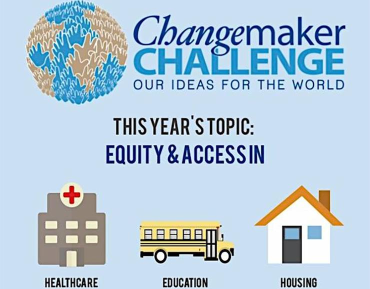 Changemaker Challenge voting is underway for seven video finalists. The voting takes place on the USD Changemaker Hub Facebook page. The deadline to vote is Dec. 12 at midnight.