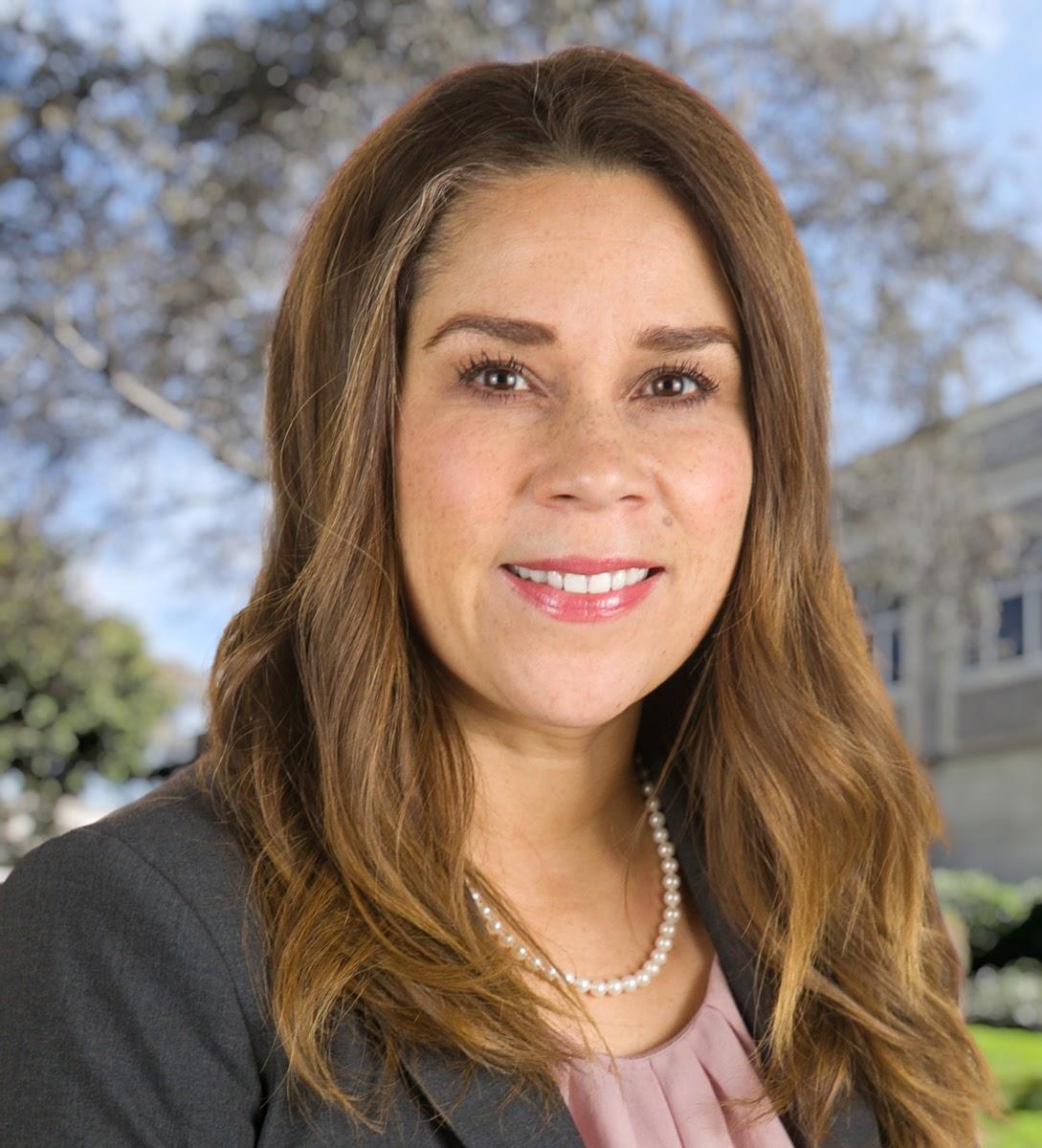 Headshot of Dr. Nicole Martinez