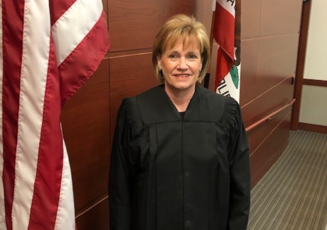 Judge Judith Clark