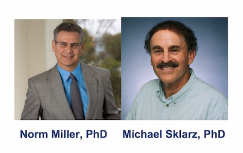 Norm Miller, PhD and Michael Sklarz, PhD