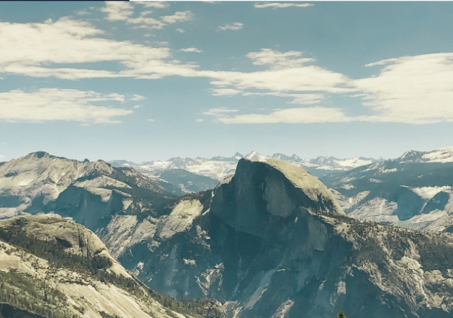 Yosemite during daytime