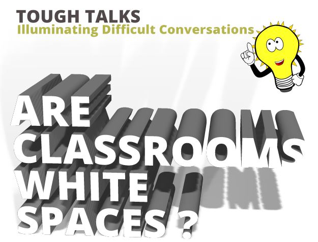 title are classrooms white spaces
