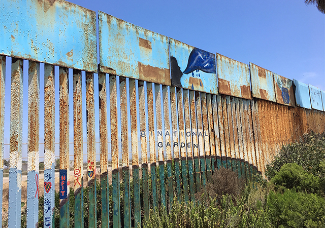 A lunchtime discussion about migration at the U.S.-Mexico Border is one of many events taking place at USD this week with an international focus.
