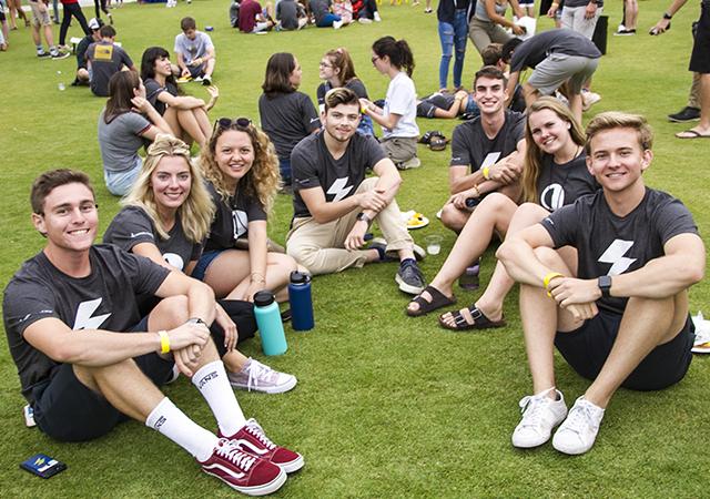 Campus BBQ