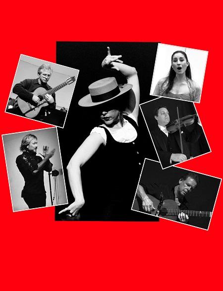 Flamenco / Spanish Guitar and Dance Recital