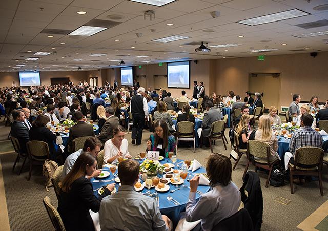 2015 Senior Banquet