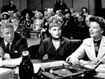 Adam's Rib (Tracy and Hepburn as opposing counsel)