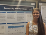 2015 - Personality and Happiness | Brianna Kirkpatrick, Dr. Rebekah Wanic | 