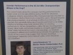 2015 - Gender Performance in the NCAA Rifle Championships: Where is the Gap? | 