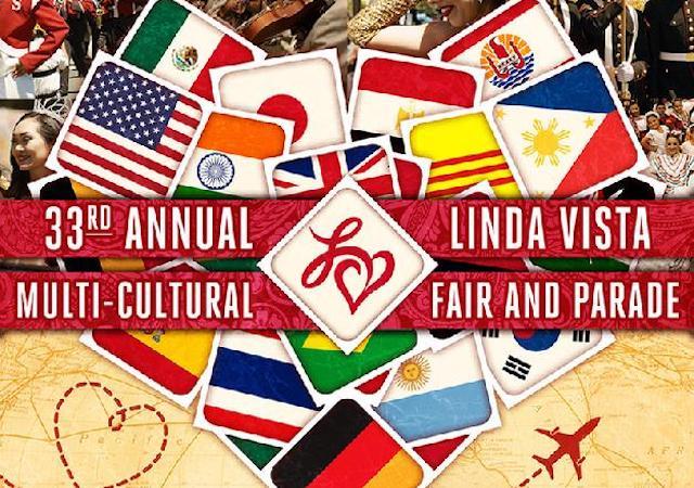 Linda Vista Multi-Cultural Fair and Parade