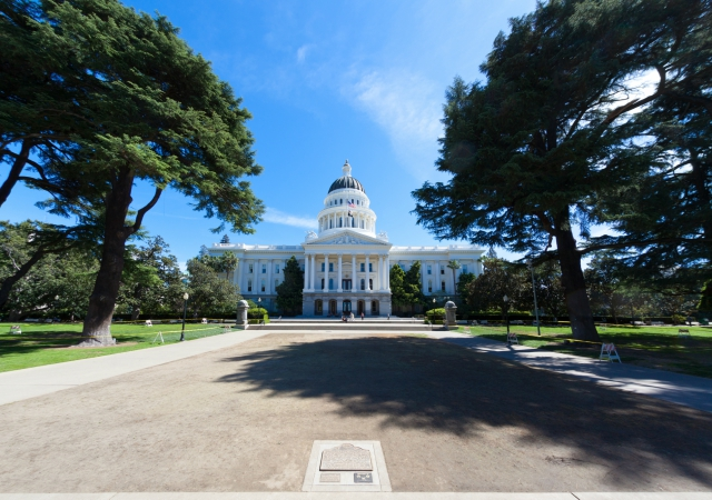 CA State Capitol Building