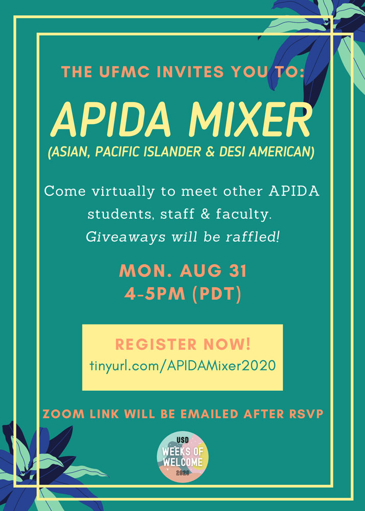 APIDA Mixer flyer