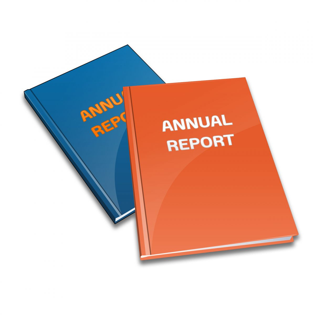 annual report graphic