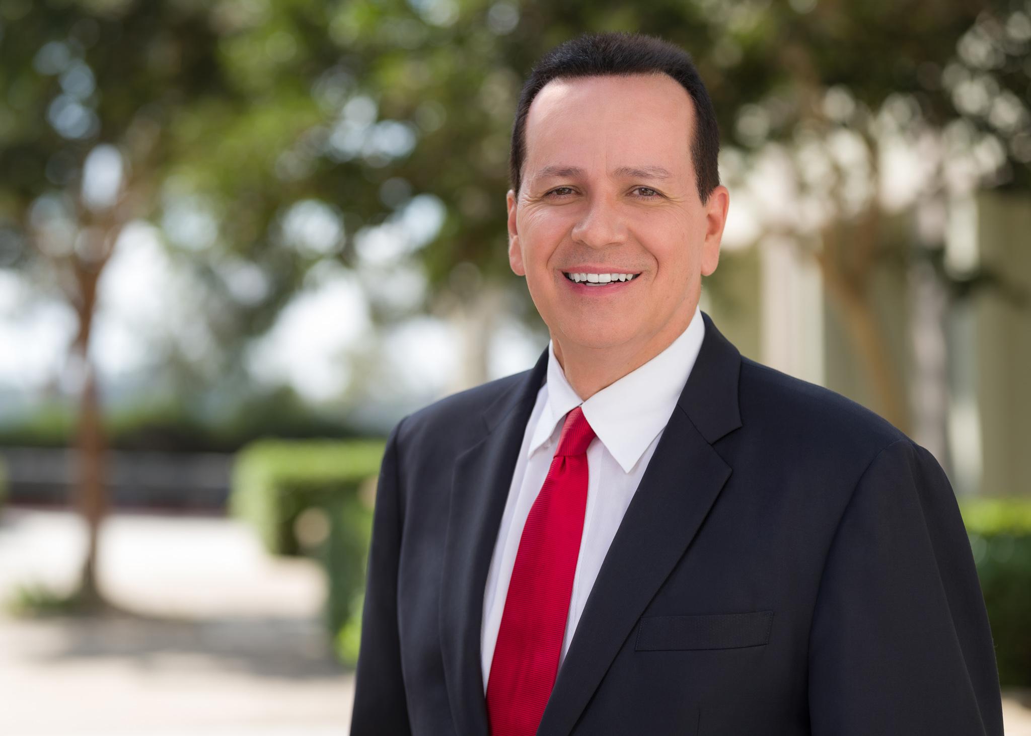 Craig Barkacs, business law professor at the USD School of Business