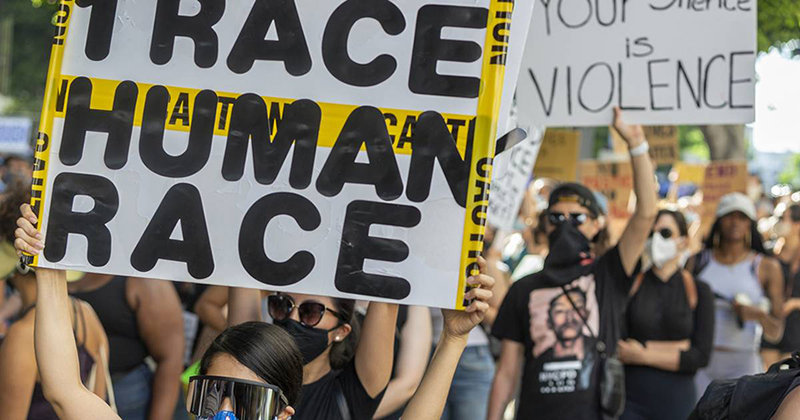 1 Race, Human Race