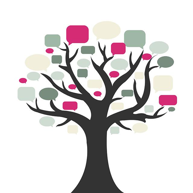 conversation tree