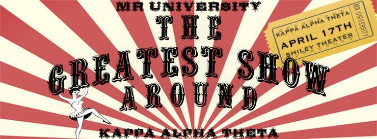 Kappa Alpha Theta Presents:  Mr. University