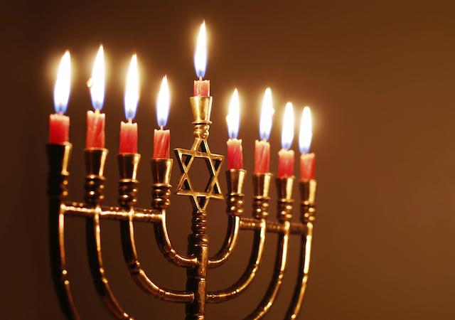 Hannukkah Candles