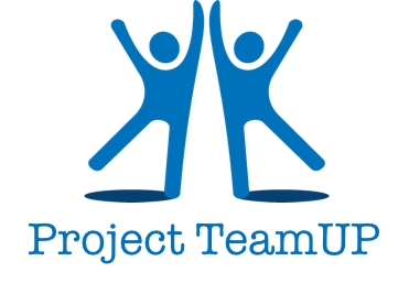 Project TeamUP Logo