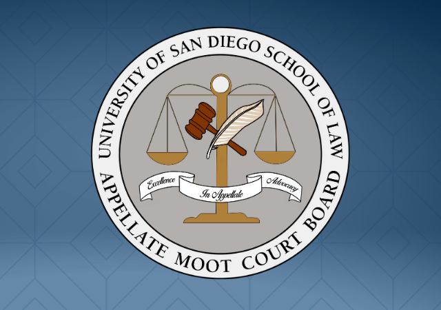 USD School of Law Appellate Moot Court Board logo