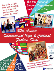 International Expo and Fashion Show