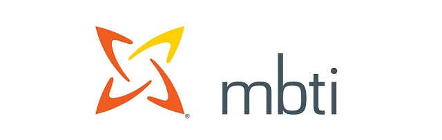 The official logo for the MBTI assessment tool.
