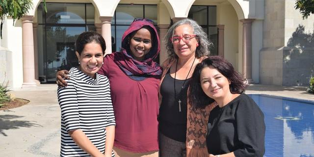 2018 Women PeaceMakers fellows