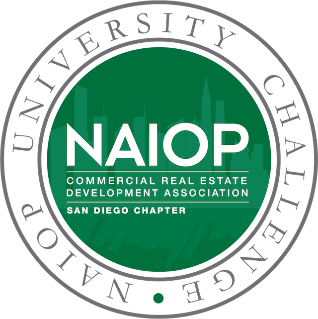 Photo is of the NAIOP logo