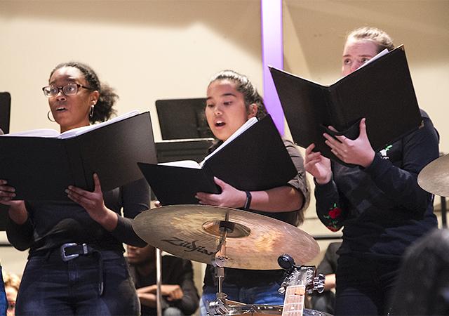 Choir - Love Can Build a Bridge