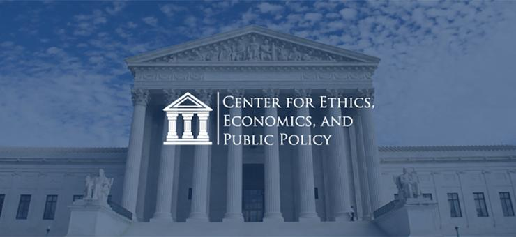 The University of San Diego has created a Center for Ethics, Economics and Public Policy.